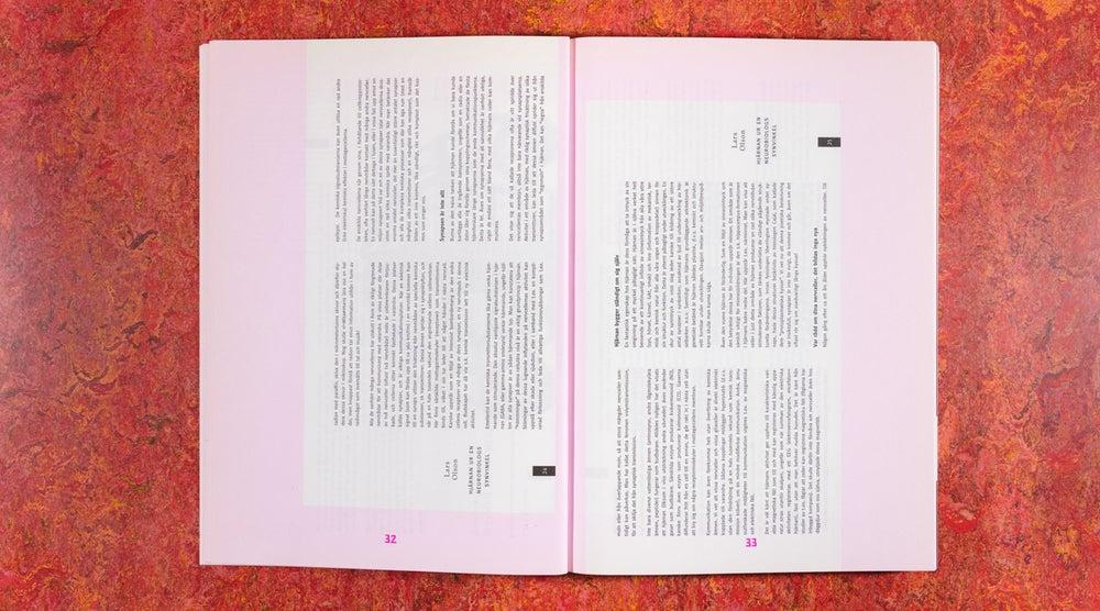 Image of (In)Visible Dialogues <br />— Elias Arnér & Per Hüttner & Åbäke