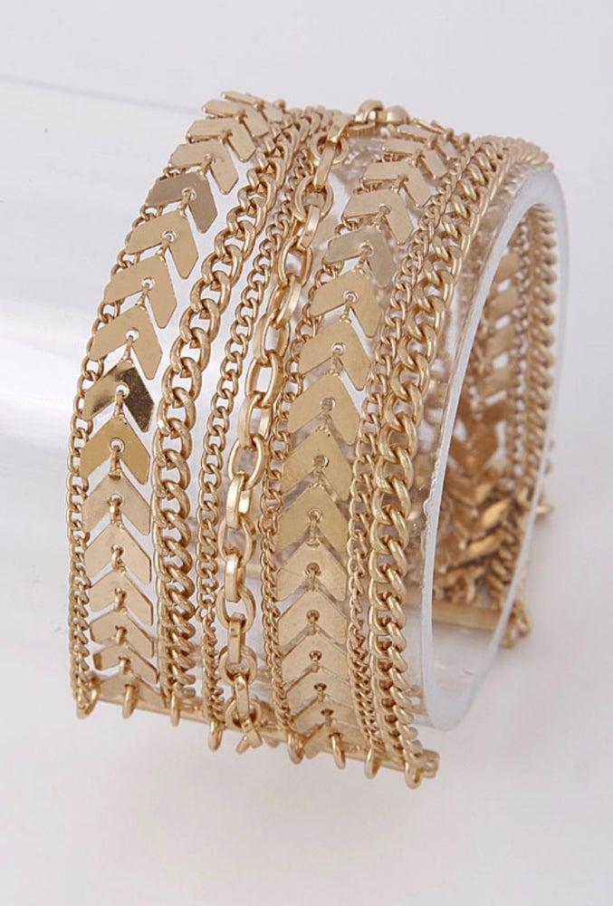 """Image of """"Chevaugne"""" bracelet"""