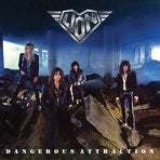 Image of LION - Dangerous Attraction - PRE-ORDER