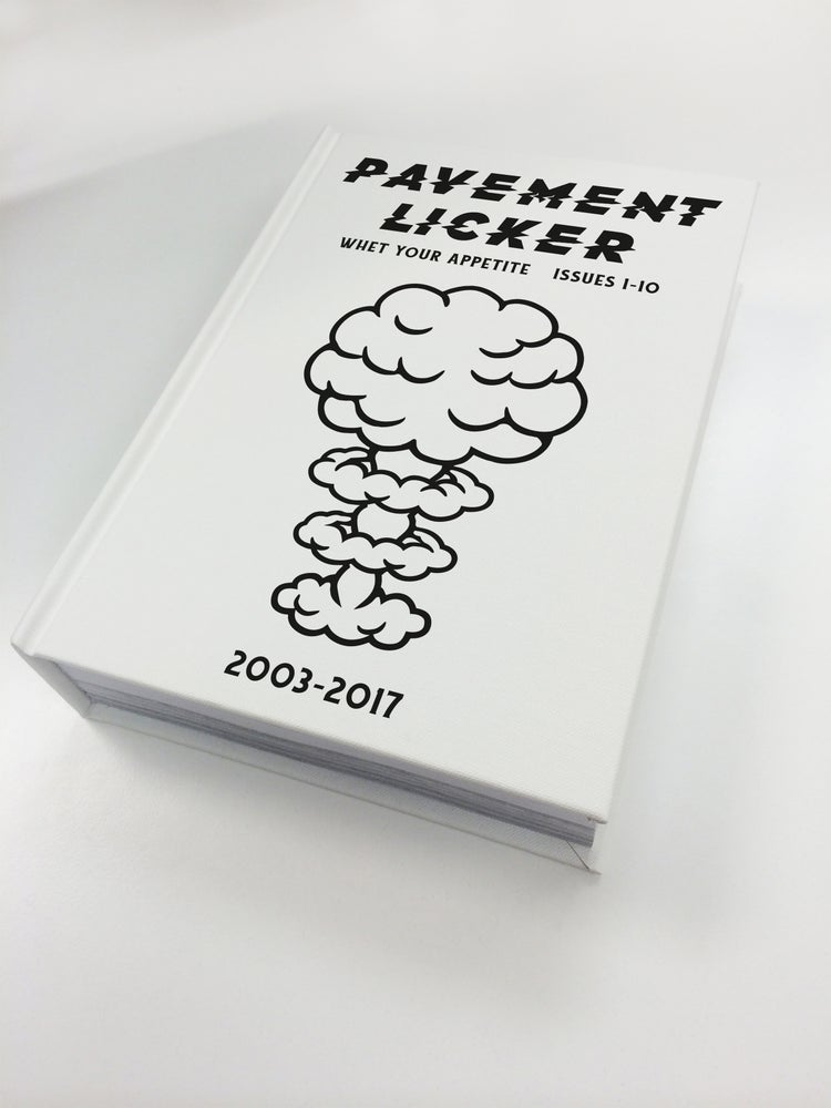 Image of Pavement Licker Book