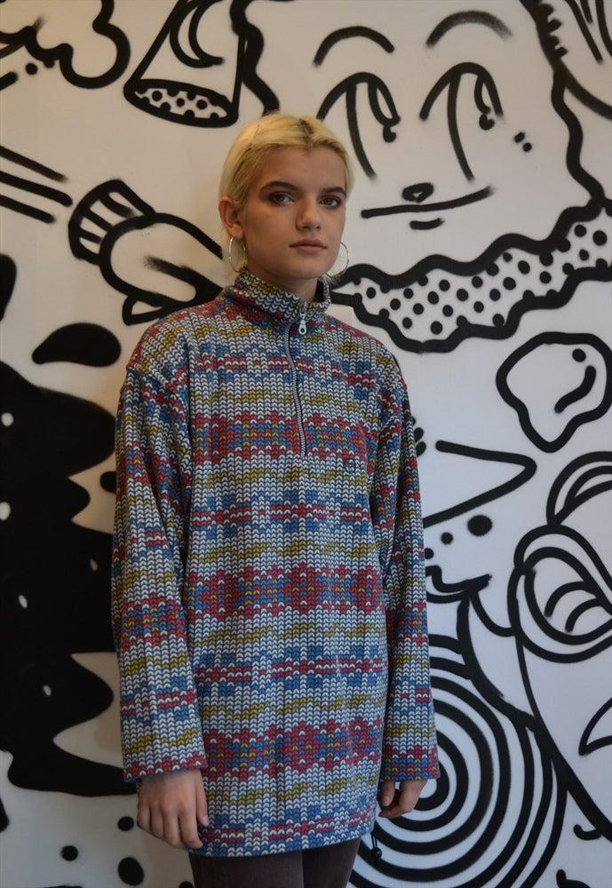 Image of Sergio Tacchini multi-Coloured Fleece