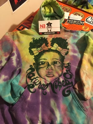 """Image of """"Natural Vibes Only"""" Hand Dipped Tye-Dye"""