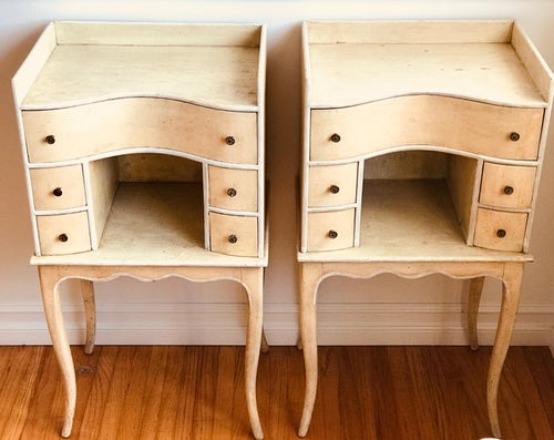 Image of French End Tables