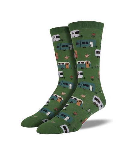 Image of Camptown - Men's Crew Socks