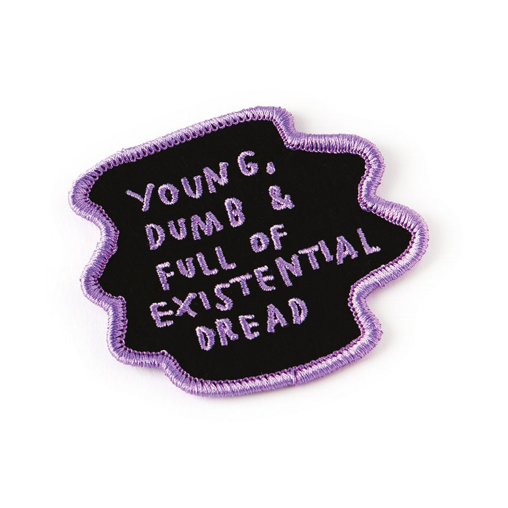 Image of EXISTENTIAL DREAD Patch