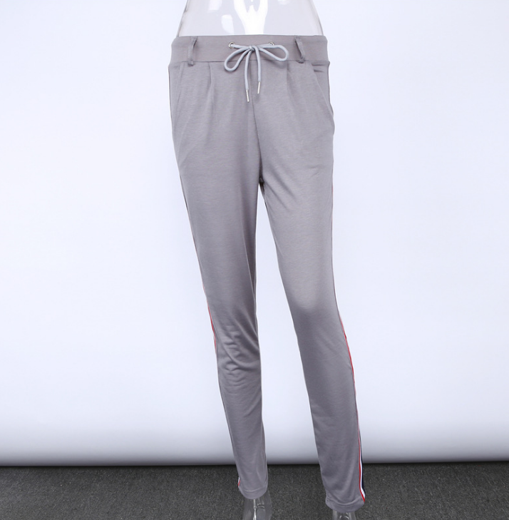 Image of Hot style baggy, high-waisted sweatpants