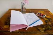 Image of Flamingo Hello Sunshine Journal