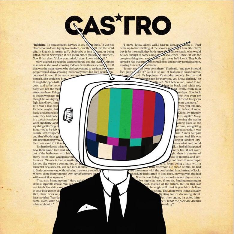 Image of CASTRO - INFIDELITY CD