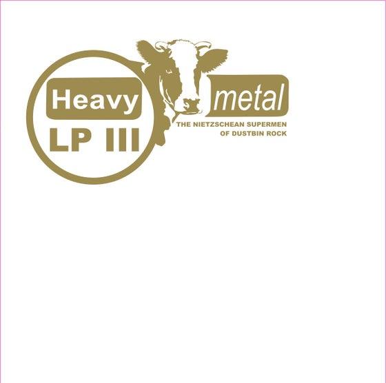 Image of HEAVY METAL III LP