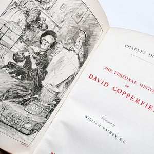 Image of Charles Dickens - David Copperfield