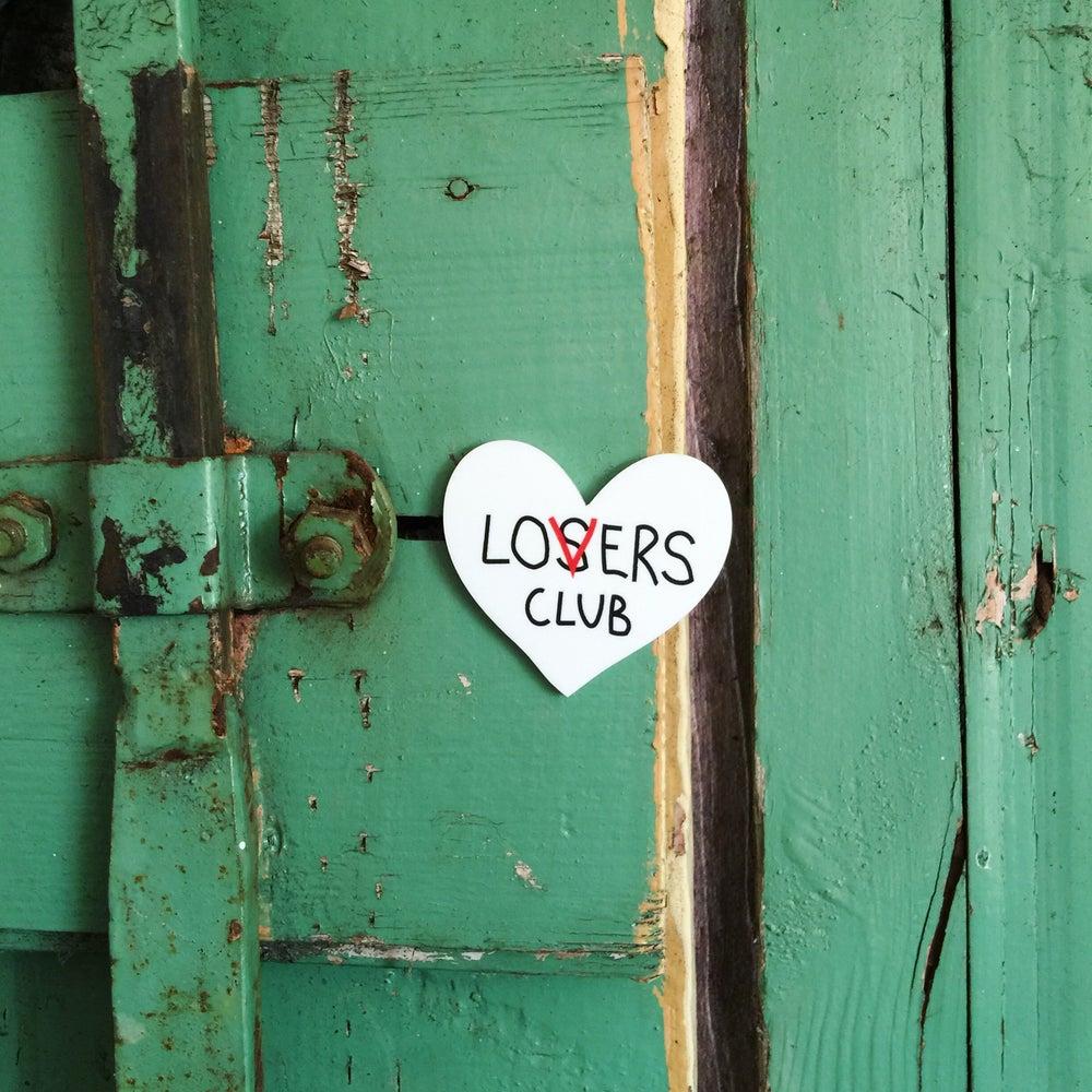Image of Losers Club Brooch
