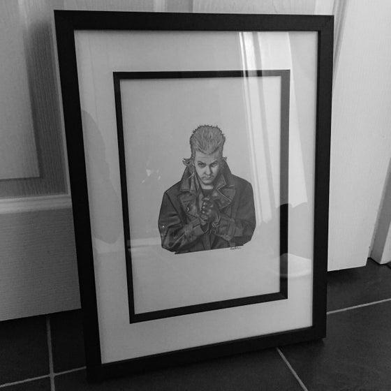Image of Lost Boys - David (Original Pencil Drawing)