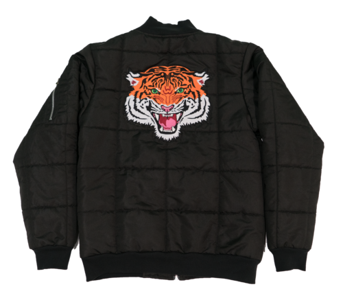 Image of Tiger Bomber Jacket