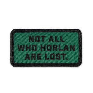 Image of HORLAN Patch