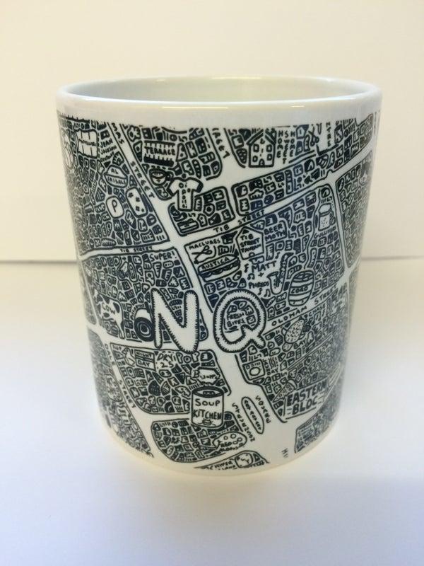 Image of Northern Quarter Doodle Mug