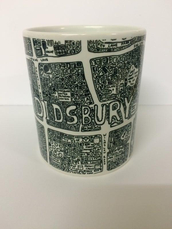 Image of Didsbury Doodle Mug