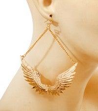 Image of GOLDEN EARRINGS