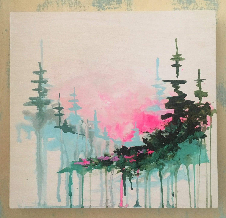 Image of Pink Sky Night No. 19 (sky, opera, sap)