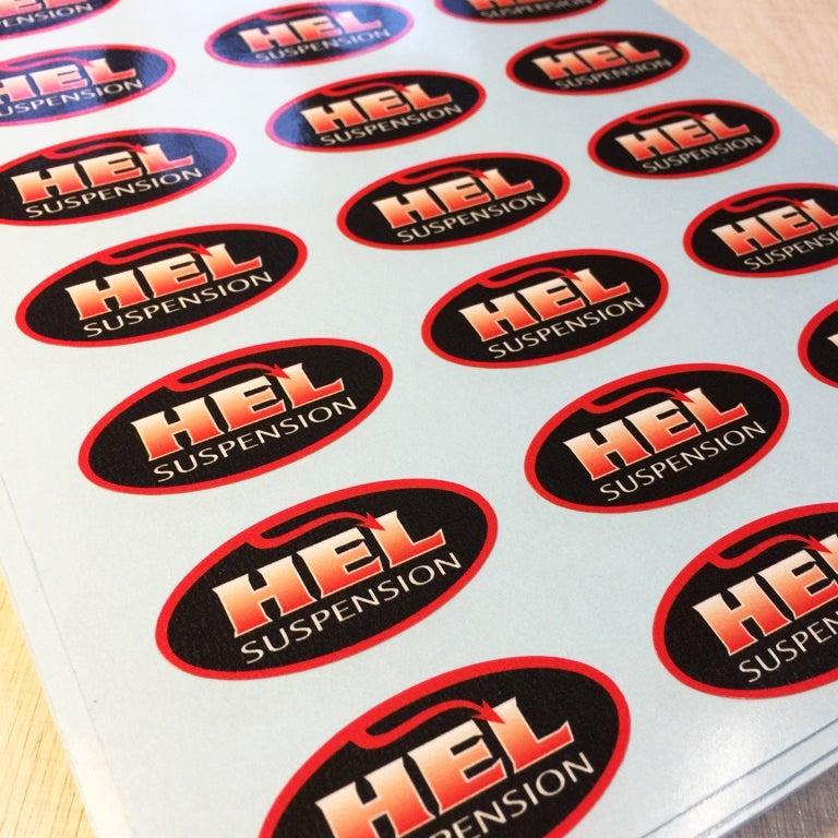 Image of ProKit Logo Stickers