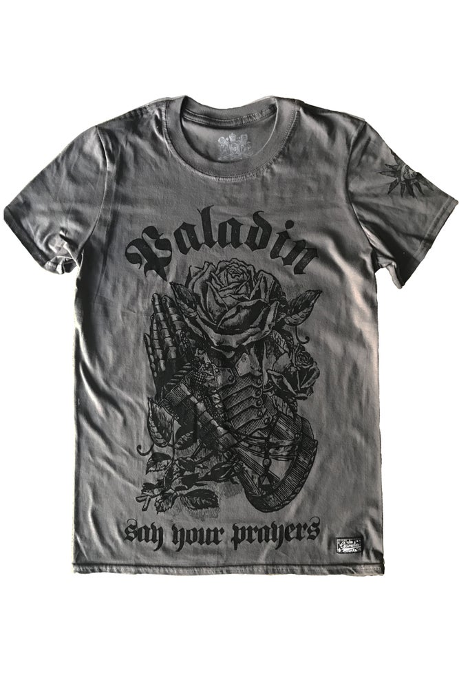 Image of PALADIN T SHIRT