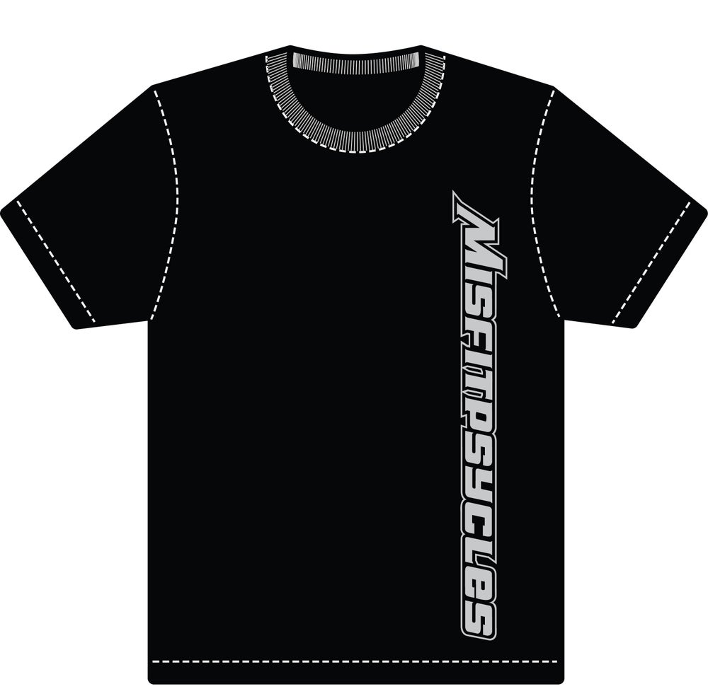 Image of Misfit Psycles Simple T Shirt