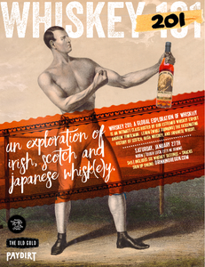 Image of Whiskey 201 - 01/27/18
