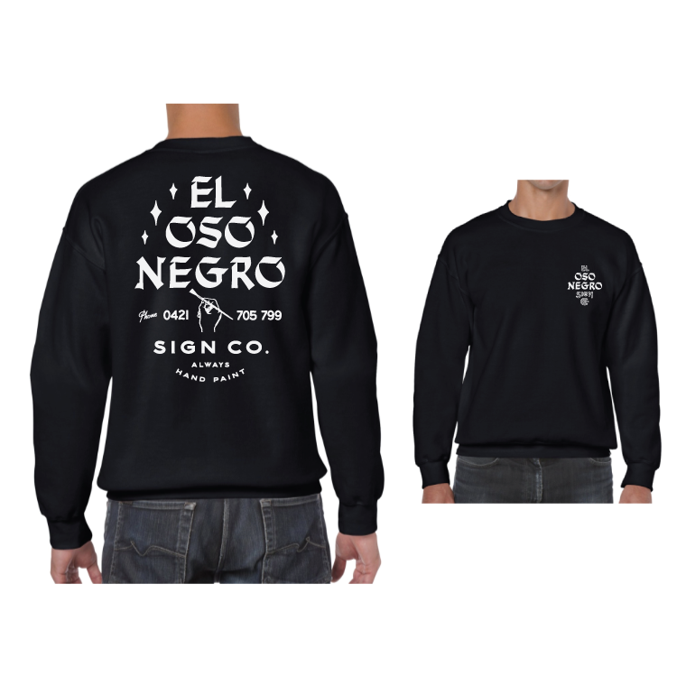 Image of EON Sign Co. WORKER Sweatshirt
