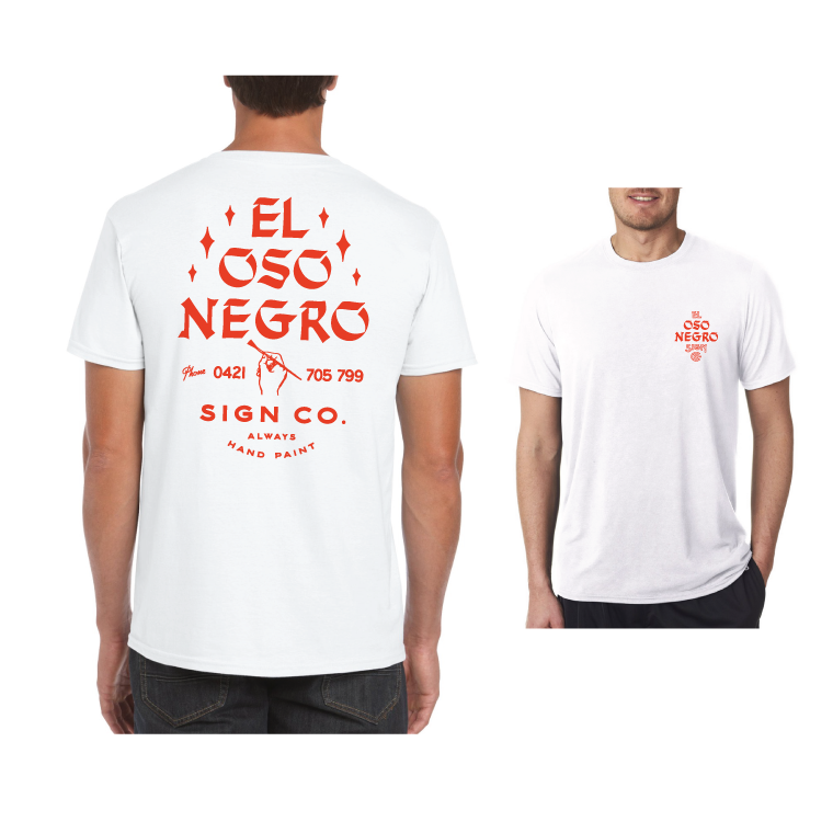 Image of EON Sign Co. WORKER Tee