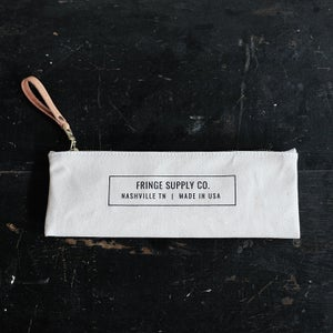 Image of Fringe Supply Co. canvas tool pouch