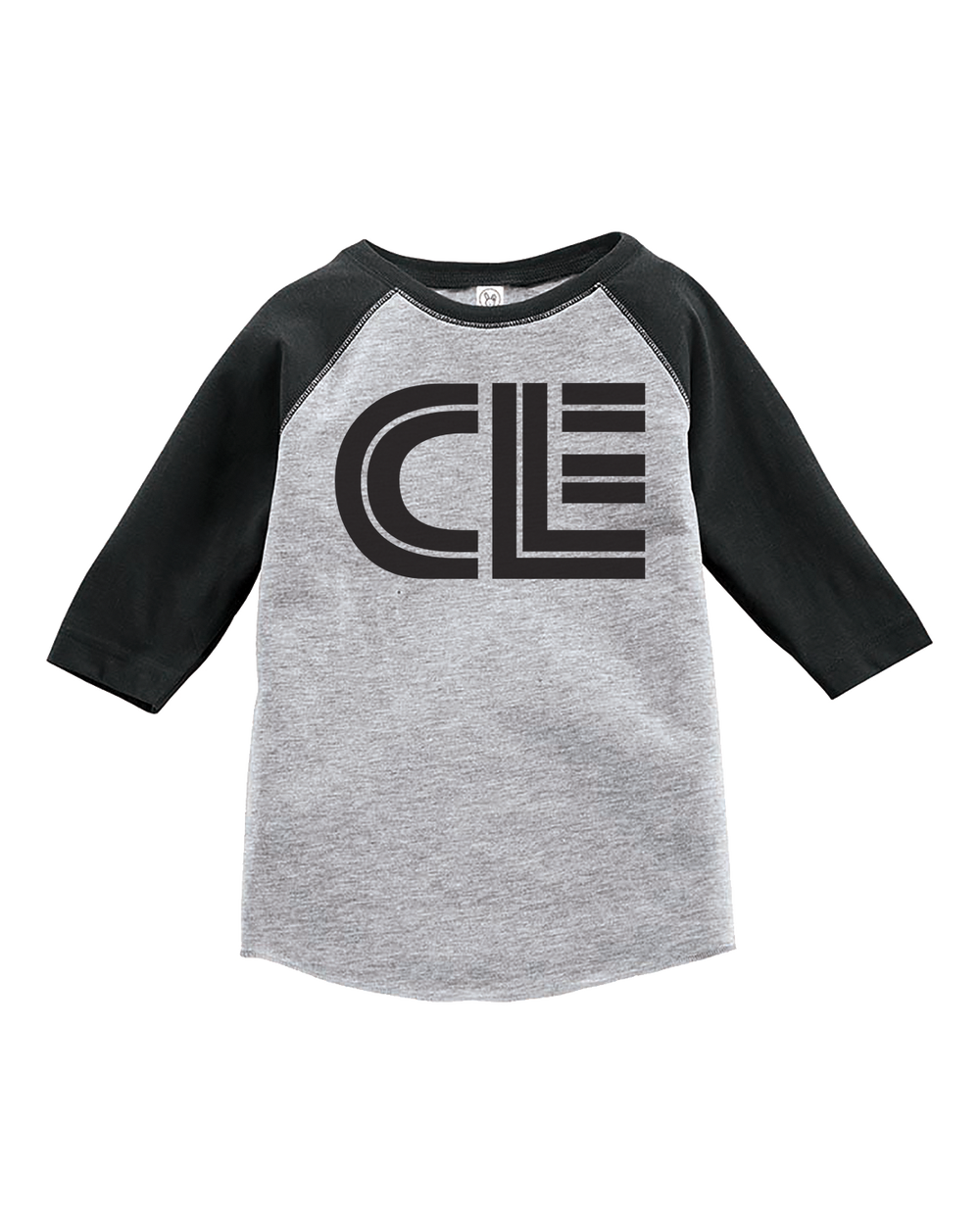 Image of CLE Toddler Baseball Tee