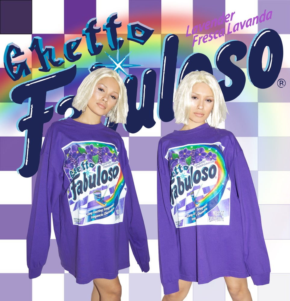 Image of Ghetto Fabuloso T