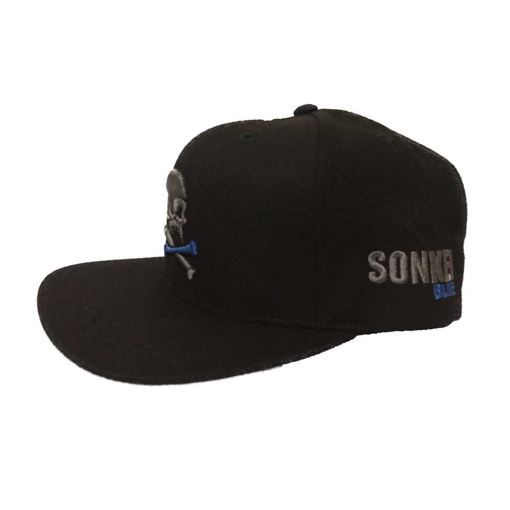 Image of Sonkei Blue 3D puff SnapBack