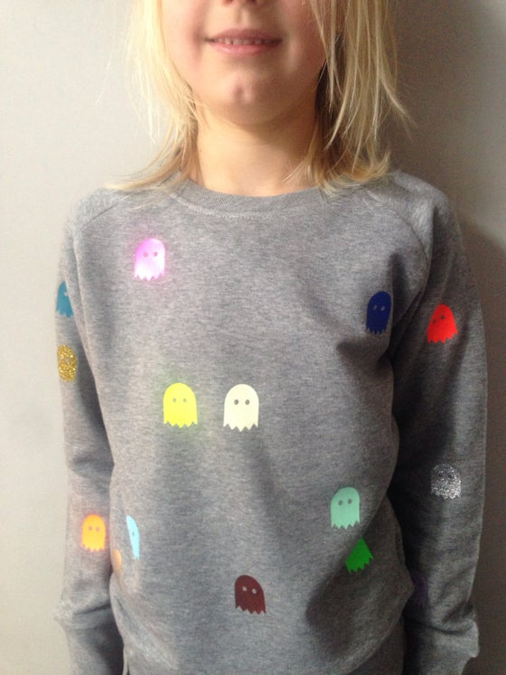 Image of Sweater ghost grey