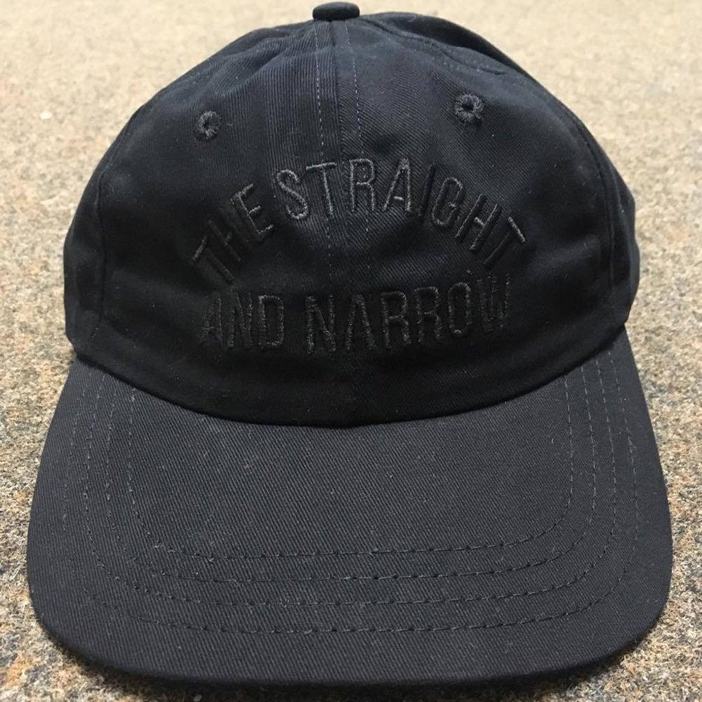 Image of AUTHENTIC CAP BLACK
