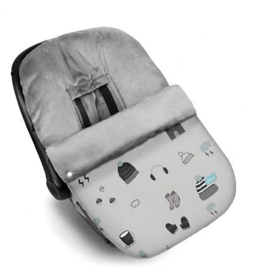 Image of Saco Grupo 0 Canada Norte de Baby Clic (antes 86€)