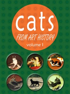 Image of Cats from Art History Volume I
