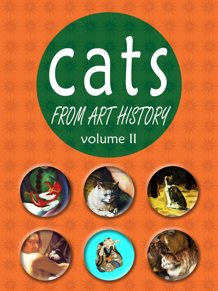 Image of Cats from Art History Volume II