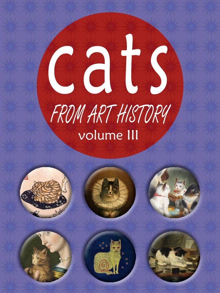 Image of Cats from Art History Volume III