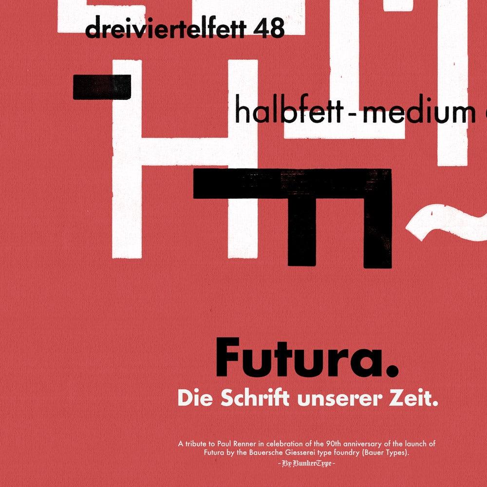 "Image of Futura_90 ""H"""
