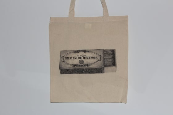 Image of Method of the Matchstick Men tote bag