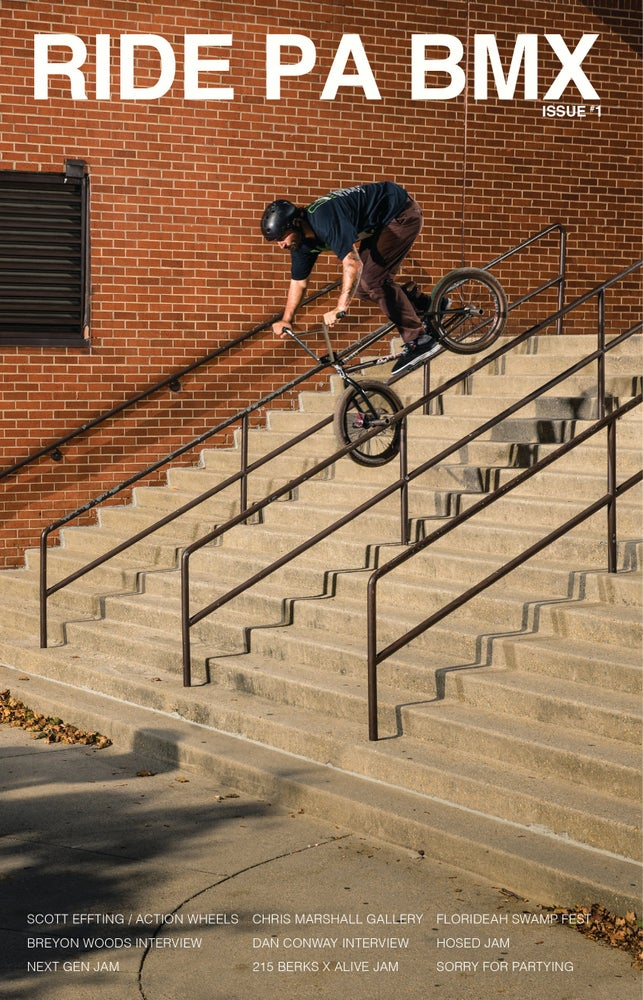 Image of Ride PA BMX - Issue #1