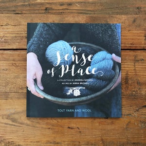 Image of A Sense of Place by Andrea Mowry