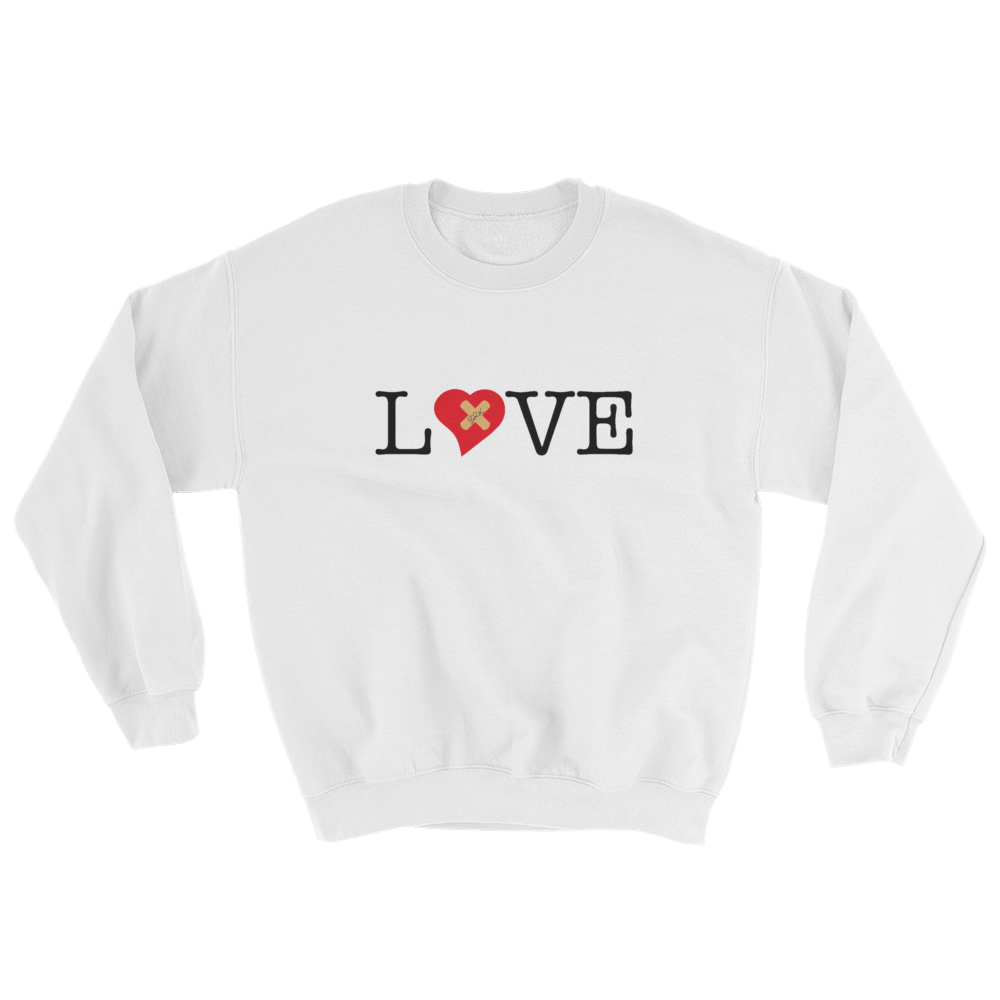 "Image of Vintage  ""No Love"" Sweatshirt"