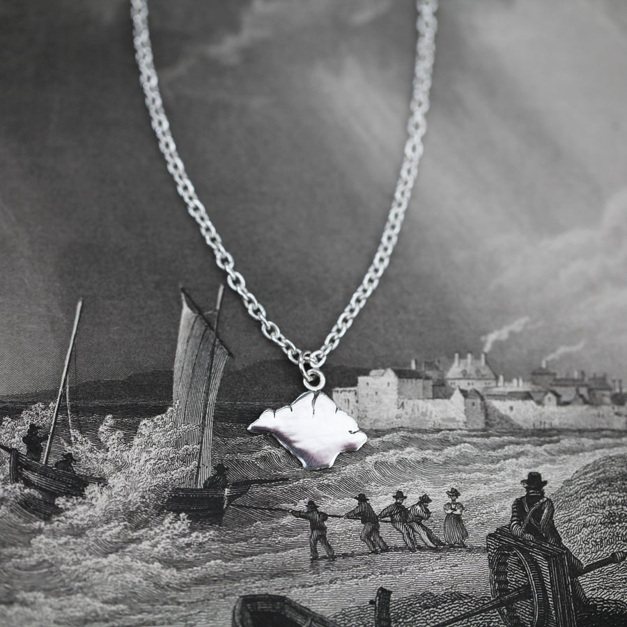 Image of *NEW* Men's Isle of Wight necklace