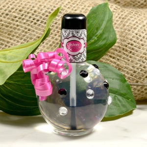 Image of Glisten & Glow Top Coat (clear, shiny and fast drying) - Big Bling Bottle 2.5 oz