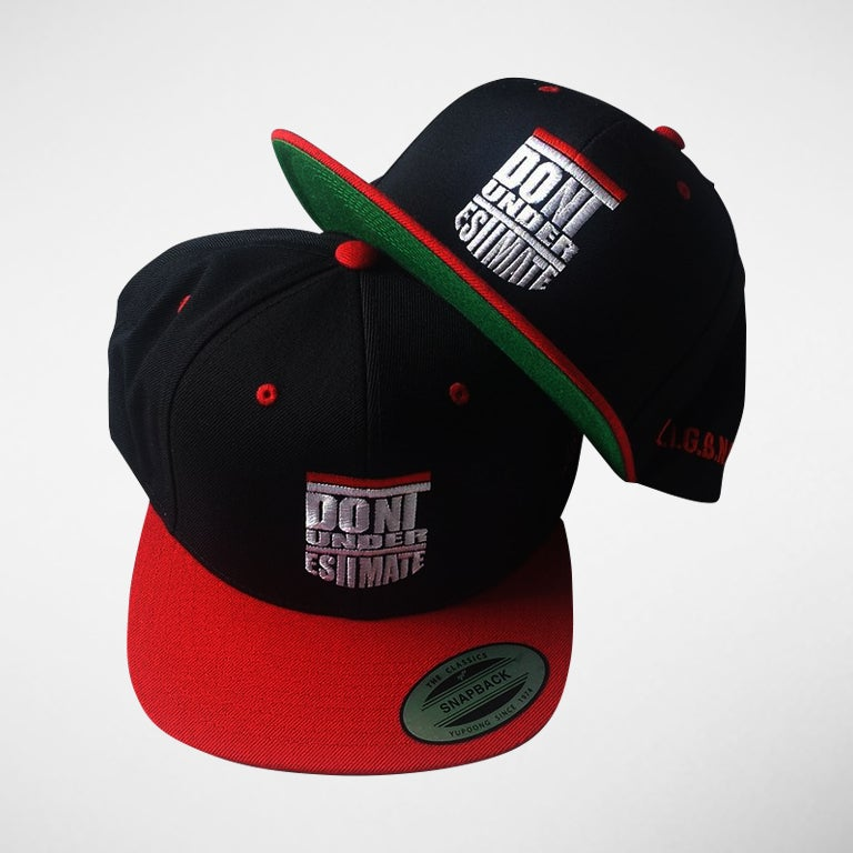 Image of DUE Snapback