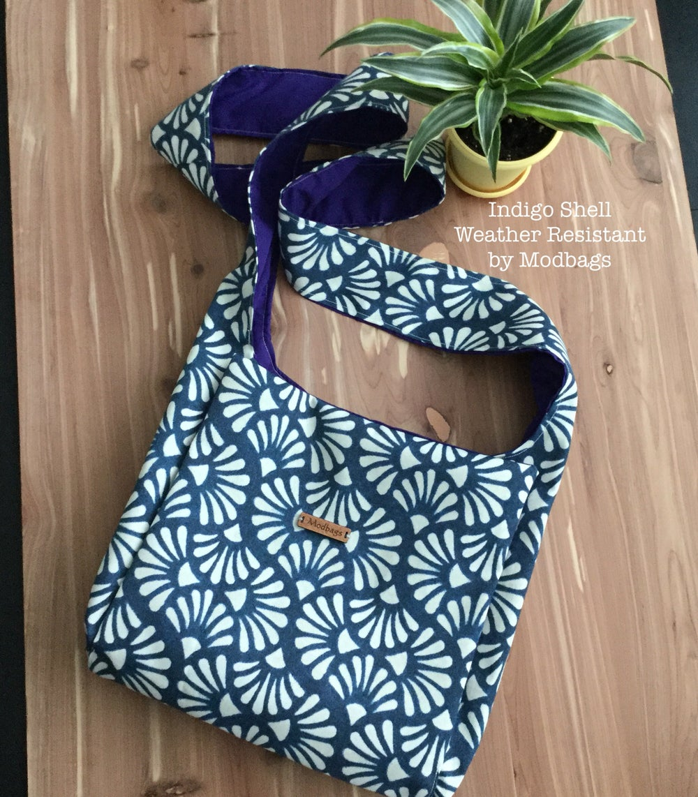 Image of Indigo Shell Weather Resistant Ministry Bag