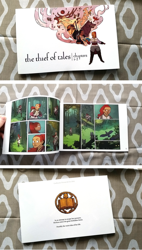 Image of The Thief of Tales - Chapters 1-2