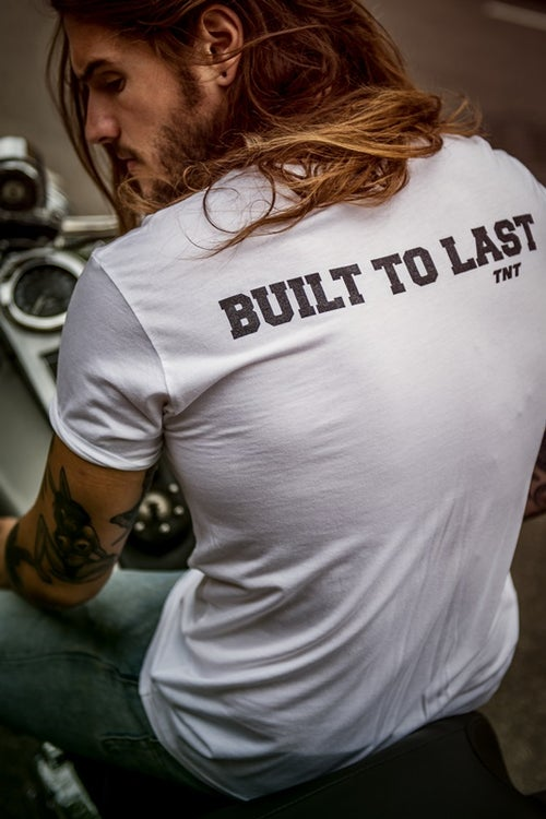 Image of Built To Last Bamboo T-Shirt