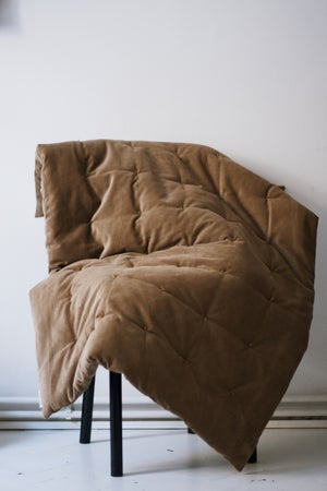 Image of Corduroy quilt